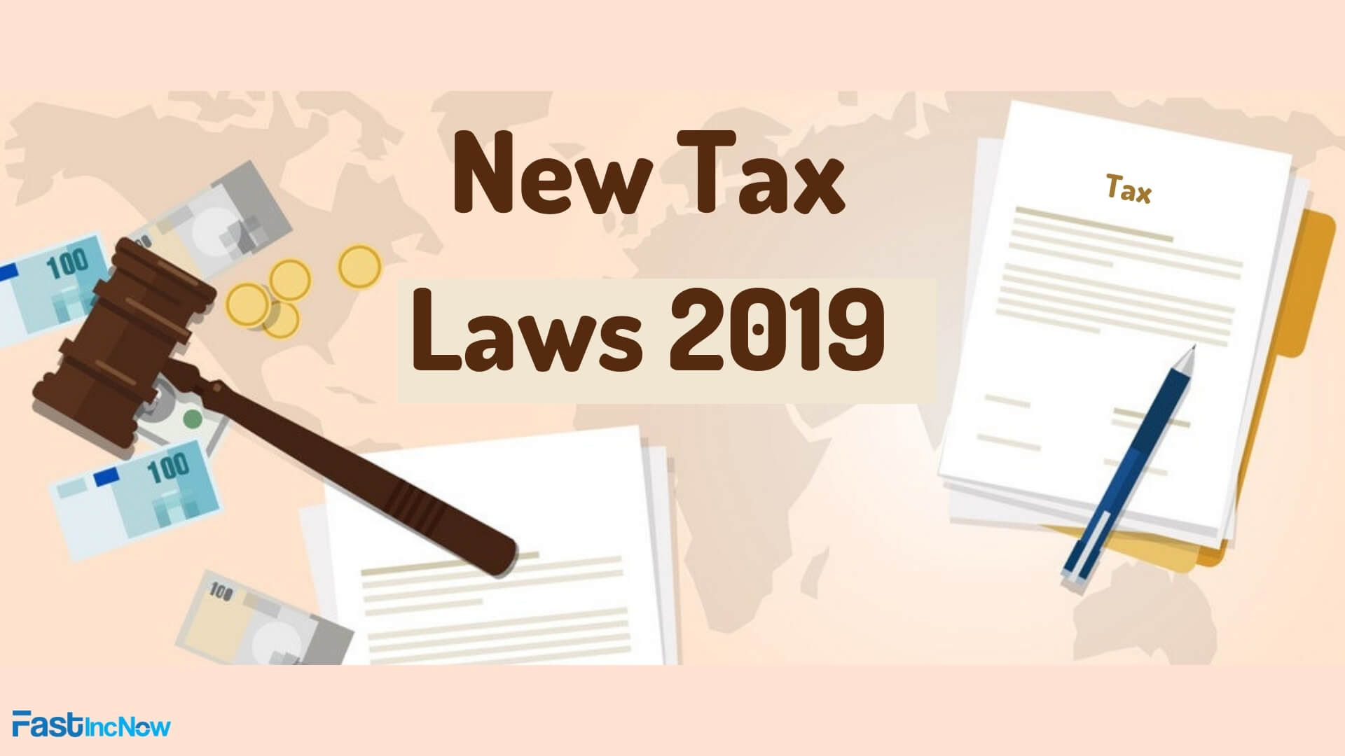 New Tax Laws 2019 How Changes Will Affect The Business Owners