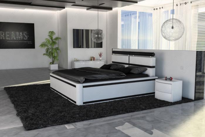 Betten online kaufen moderne Bett und sieht edel niedrige