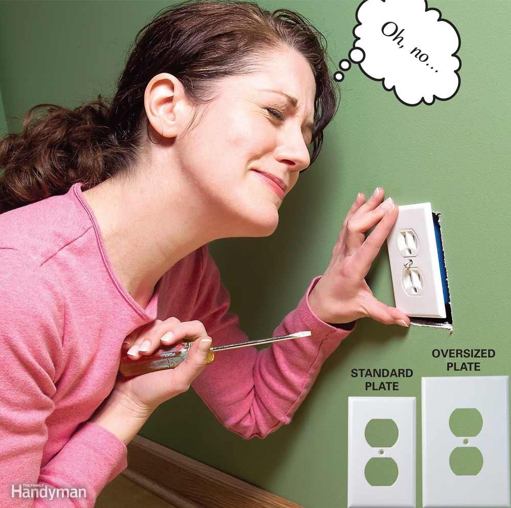 Wiring A Switch And Outlet The Safe Easy Way Drywall Electrical Made