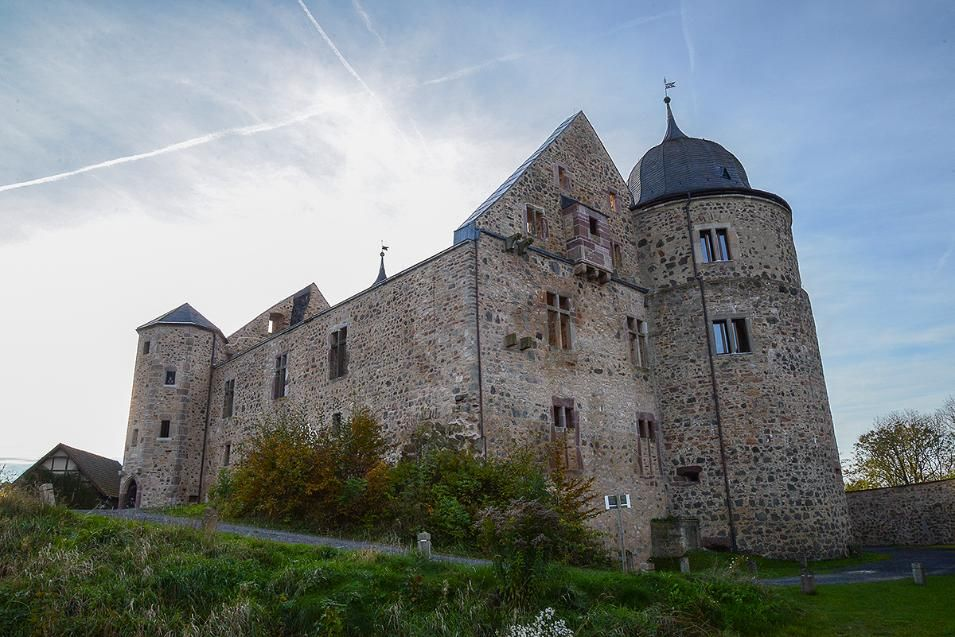 This gem is better known as the Sleeping Beauty Castle, as it is said to have inspired one of Disney's other best-known films. The  Dornröschenschloss Sababurg is a 650-year-old estate surrounded by high walls and located in the beautiful Reinhardswald Forest. The property comes complete with everything a castle should have: spiral staircases, turrets, and tower rooms with romantic four-poster beds.   (Photo: Jürgen Mangelsdorf/Flickr)