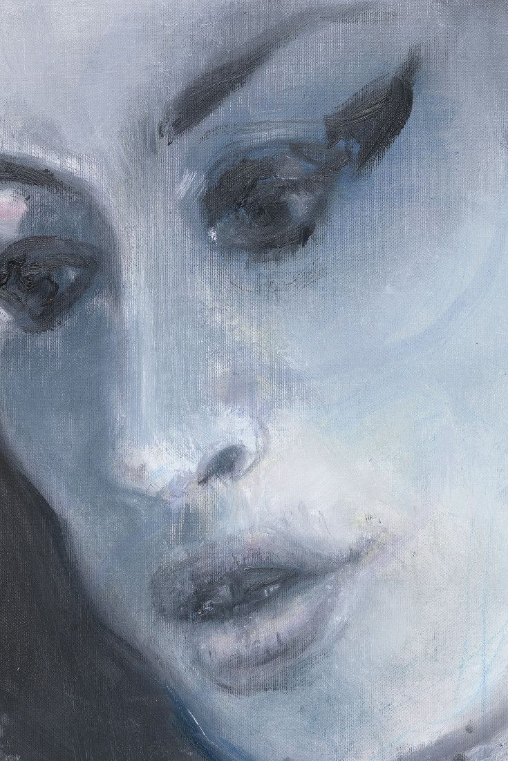 Marlene Dumas Painted Amy Winehouse, And We Can't Look Away