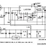 high current adjustable power supply circuit, 0 30v 20a technologyvariable voltage 0 25v 10a switching regulator by l4970
