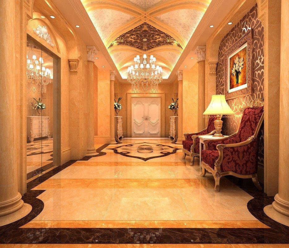 Luxury Foyer Interior Design: Luxury Interiors