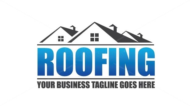 roofing business ready made logo designs 99designs cricut rh pinterest com au roofing logos free online roofing logos for sale