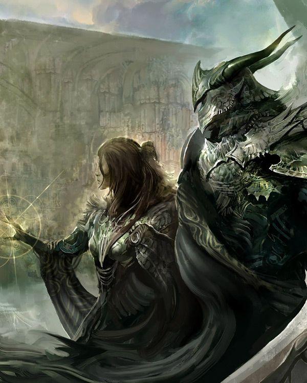 Beauty of Fantasy   fantasy character/concept art   Fantasy art