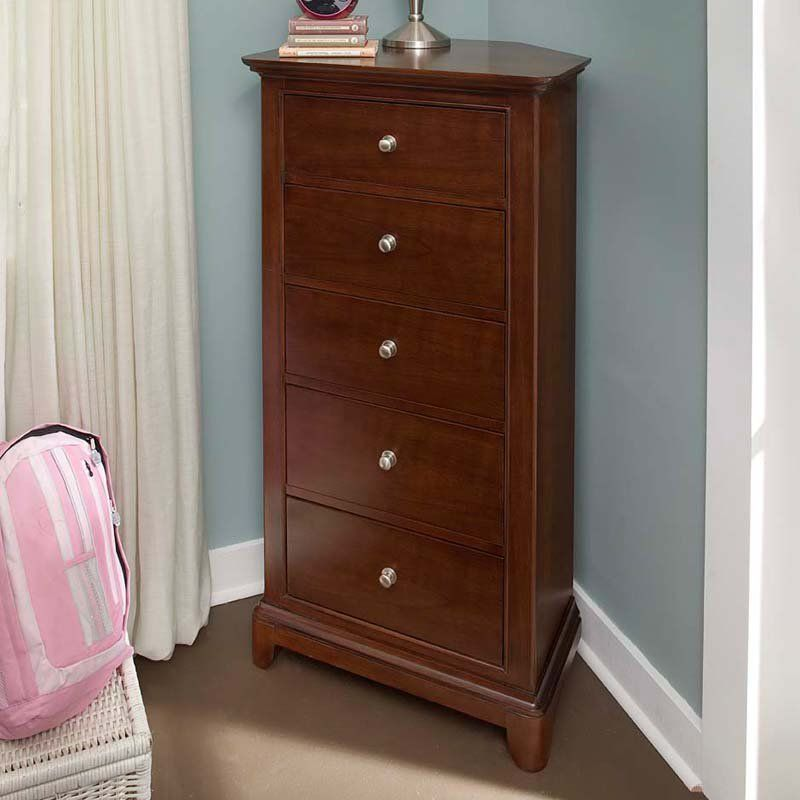 Impressions 5 Drawer Corner Chest Www Hayneedle Com Corner Dresser Bedroom Corner Furniture