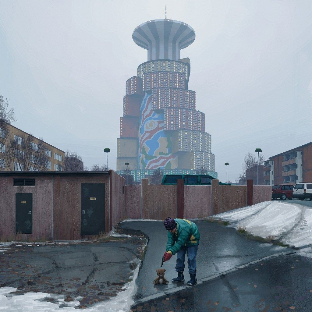 The Art Of Simon Stalenhag In 2020