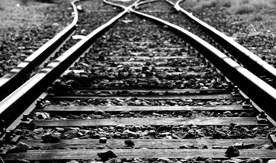 Vias, Tren