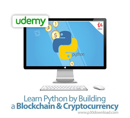 Learn python by building a blockchain & cryptocurrency review
