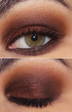 Photo of smokey burgundy and bronze eye – Google Search, #Bronze #burgundy #Auge #Forbronz …, #auge # …