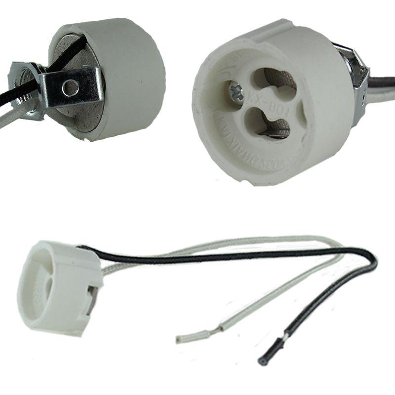 Halogen Lamp Socket Replacement