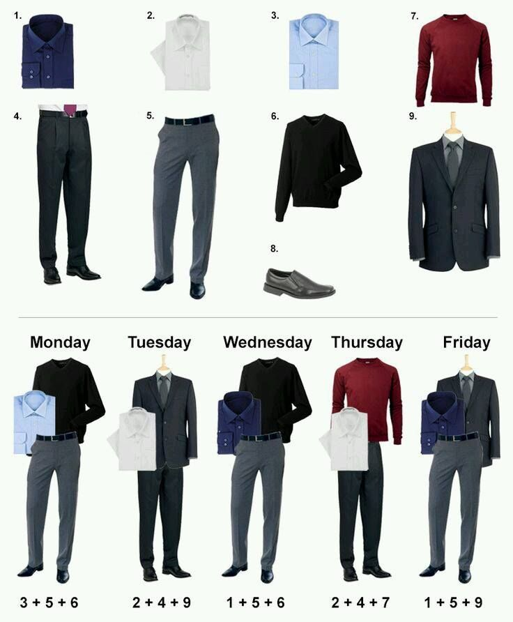 Tips Work Week Outfit Ideas Fashion Pinterest Work
