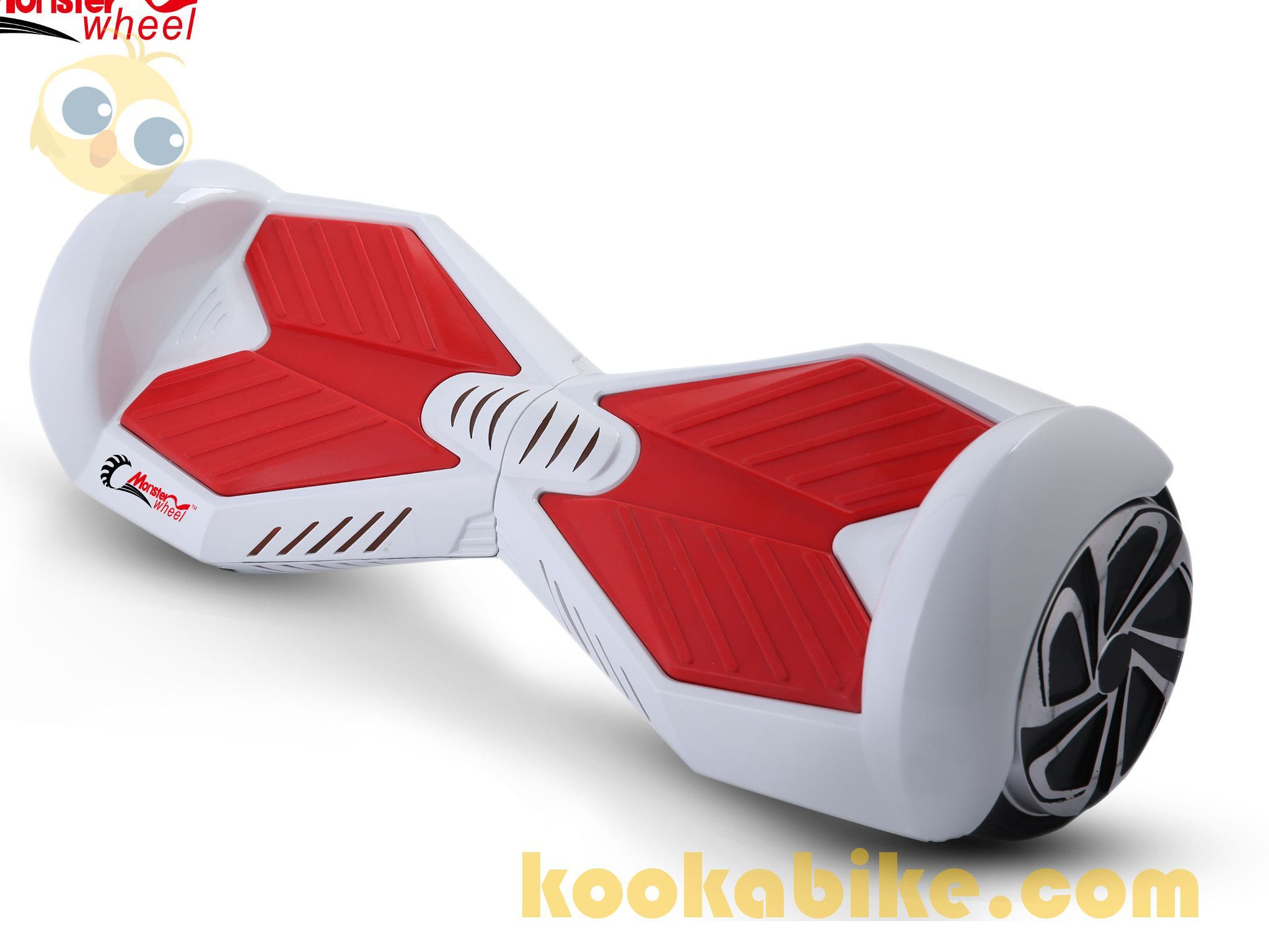MONSTER WHEELS M3 Electric Self Balancing Scooter/Hoverboard/Segway-1 year warranty-Free Shipping!