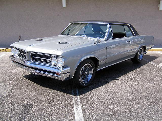 1964 Pontiac Gto Pontiac Gto Gto Pontiac