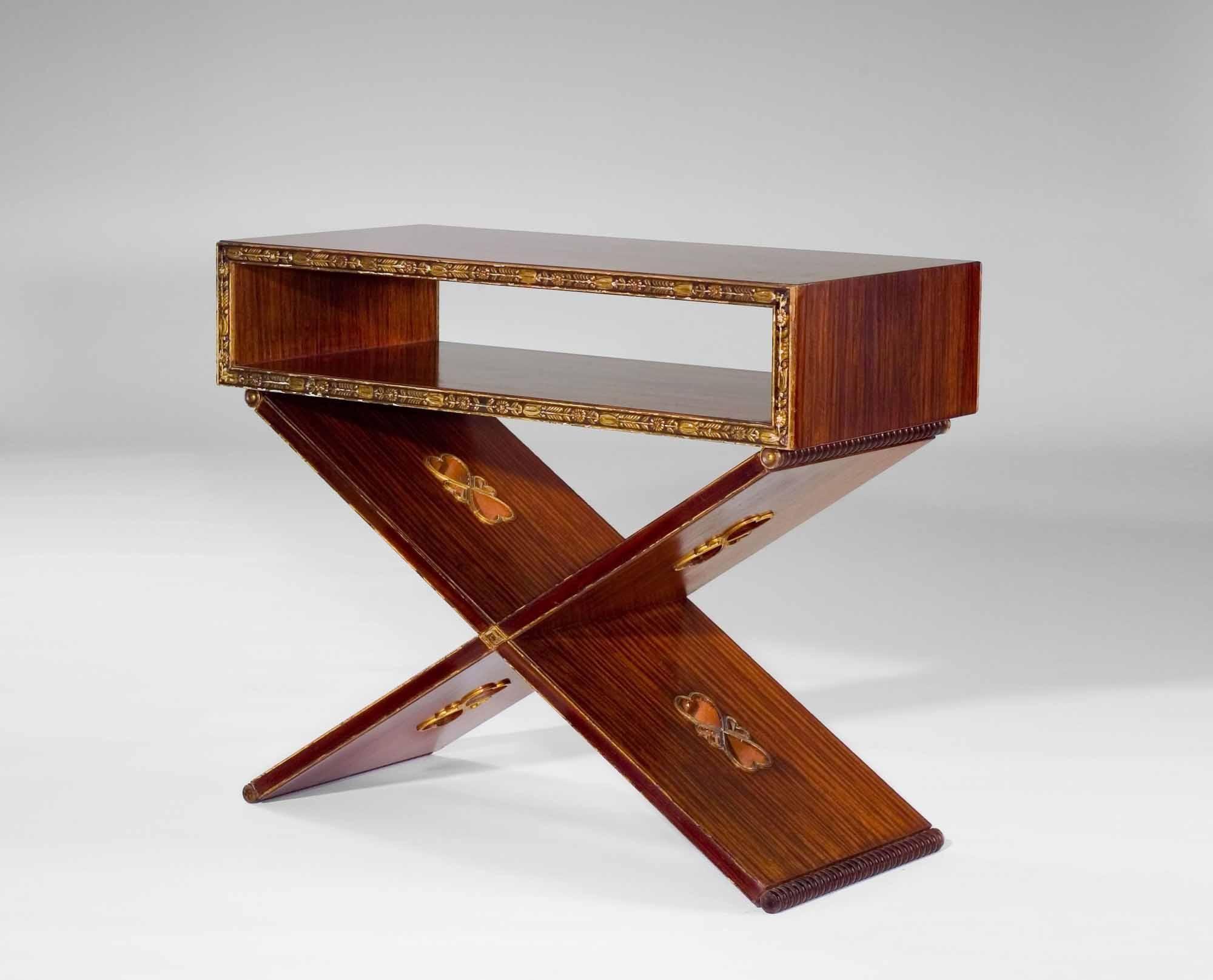 Josef Hoffmann Small Library Table Wiener Werkstatte Wiener  # Werkbund Muebles