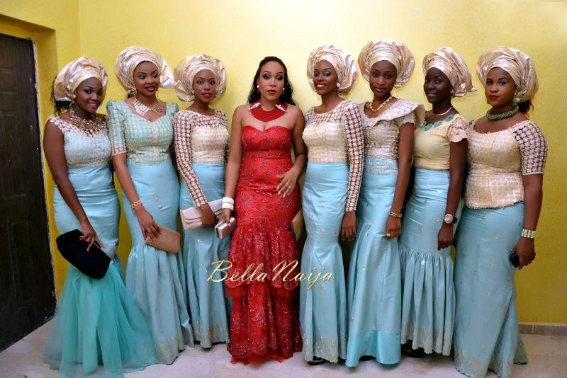 Nnenna & Odunze's Traditional Igbo Wedding In Enugu