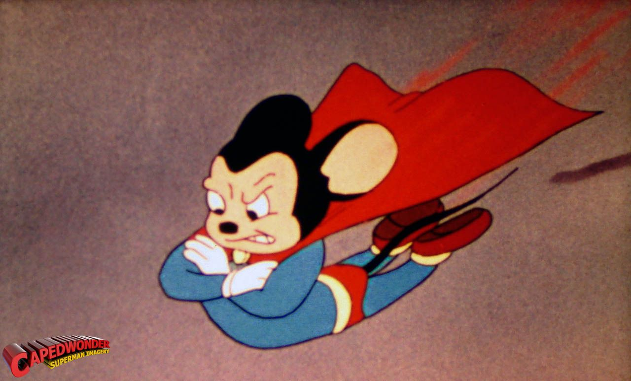 Mighty Mouse New Awesome Hd Wallpapers Cartoon Wallpaper