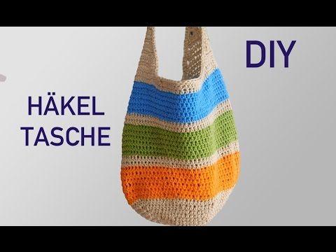 Photo of Tolle Häkeltasche | Anleitung für Anfänger / Tasche häkeln