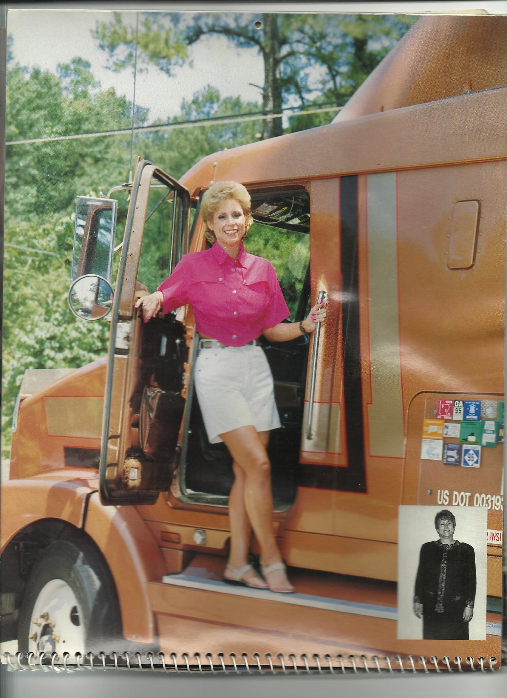 Fabulous idella after 40 plus years of trucking truck driverswheels