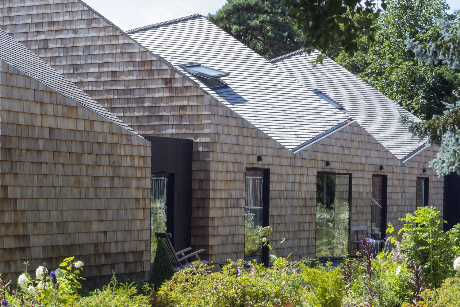 Gallery Of Five Acre Barn Blee Halligan Architects 2 Architect Sip House Roof Shapes