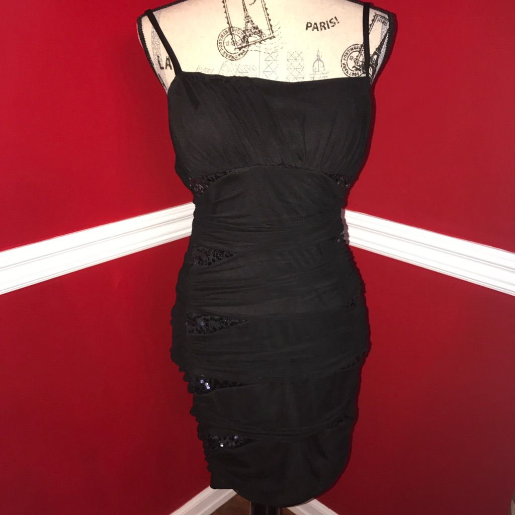 Black city dress products