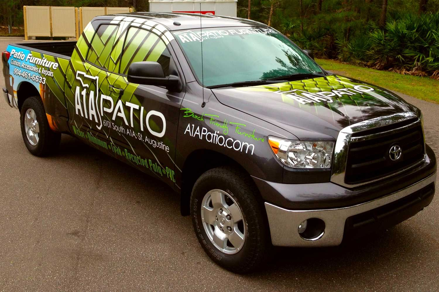 Reasons to wrap a vehicle vary, but the most common question
