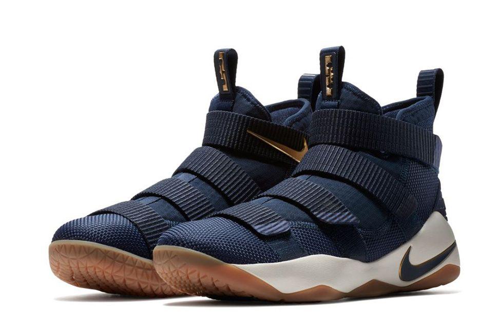 024dbf66327e Nike LeBron Soldier 11  Cleveland Cavaliers  - EU Kicks  Sneaker Magazine