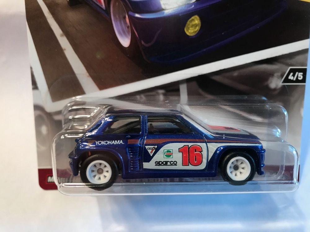 1:64 Hot Wheels Car Culture Modern Classics - Renault 5 Turbo ...