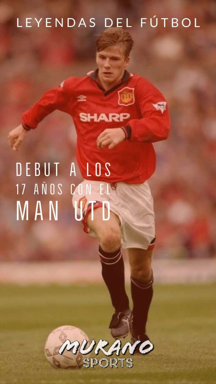 David Beckham Premier League Uefa Champions Y David Beckham