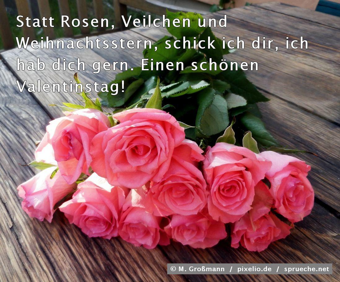 Valentinstag Spruch - Valentinstag-Ideen | Valentinstag