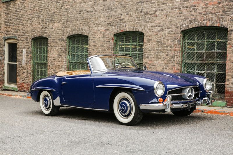 1960 Mercedes Benz 190sl With Images Mercedes Benz Classic
