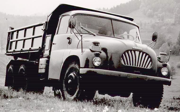 Tatra 138 6x6 V 8 Diesel All Pneumatic Full All Diff Locks
