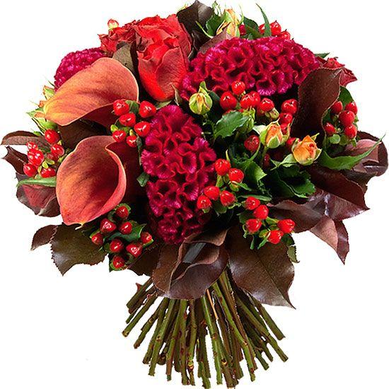 Aquarelle Com Superbe Bouquet De Fleurs Aux Couleurs De L