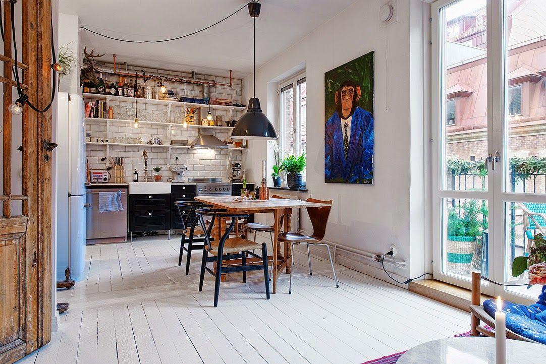 Casa peque as 40 metros cuadrados caleta maison for Decoracion de casas de 40 metros cuadrados