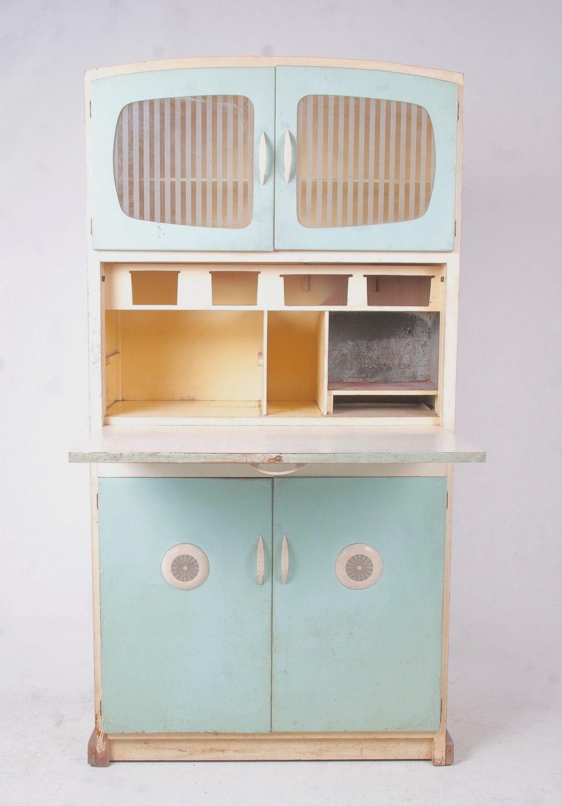 vintage kitchen cabinet unit | VINTAGE | Pinterest | Vintage kitchen ...