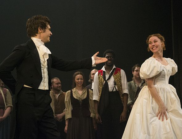 The 2014 Broadway Revival of Les Misérables at the Imperial