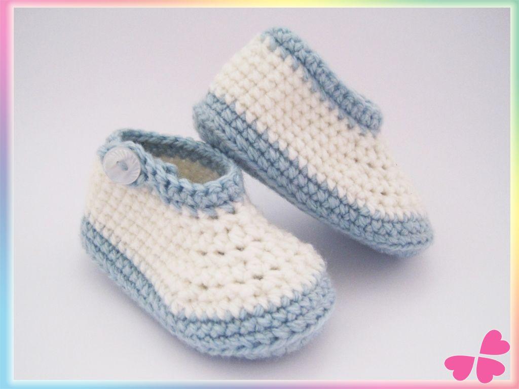 Kinder Hausschuhe häkeln | crochet | Pinterest