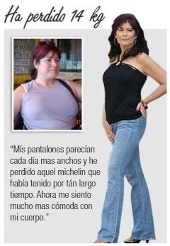 Testimonios de bajar de peso con ejercicios