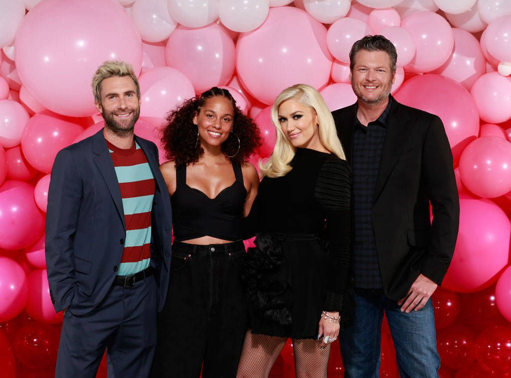 The Voice Season 12 Is All About Alicia Gwen S Womance With