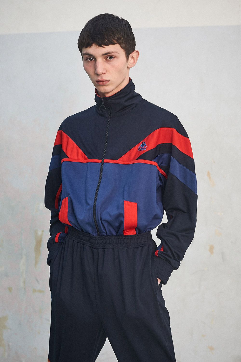25baecdf111 Kappa Kontroll's Fall Collection Is Tracksuits Galore | Schmött ...