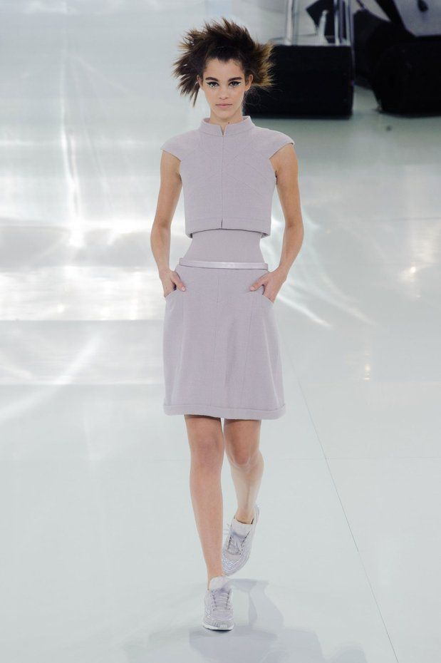 #Chanel Couture SS 2014