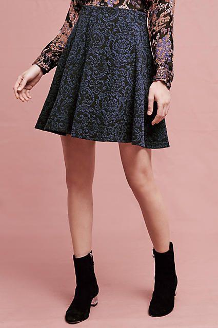 Eliza Knit Circle Skirt - anthropologie.com