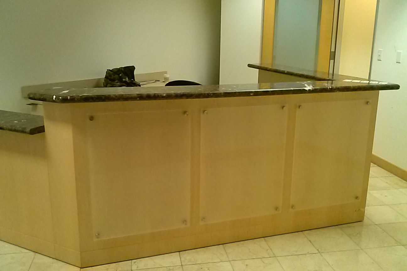reception desk design reception desk plans gallery of custom