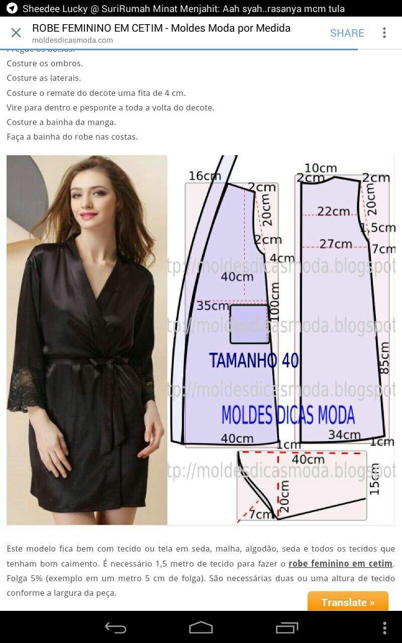 Pin de Thaveesin Ruamsumran en แบบเสื้อสตรี   Pinterest   Costura ...