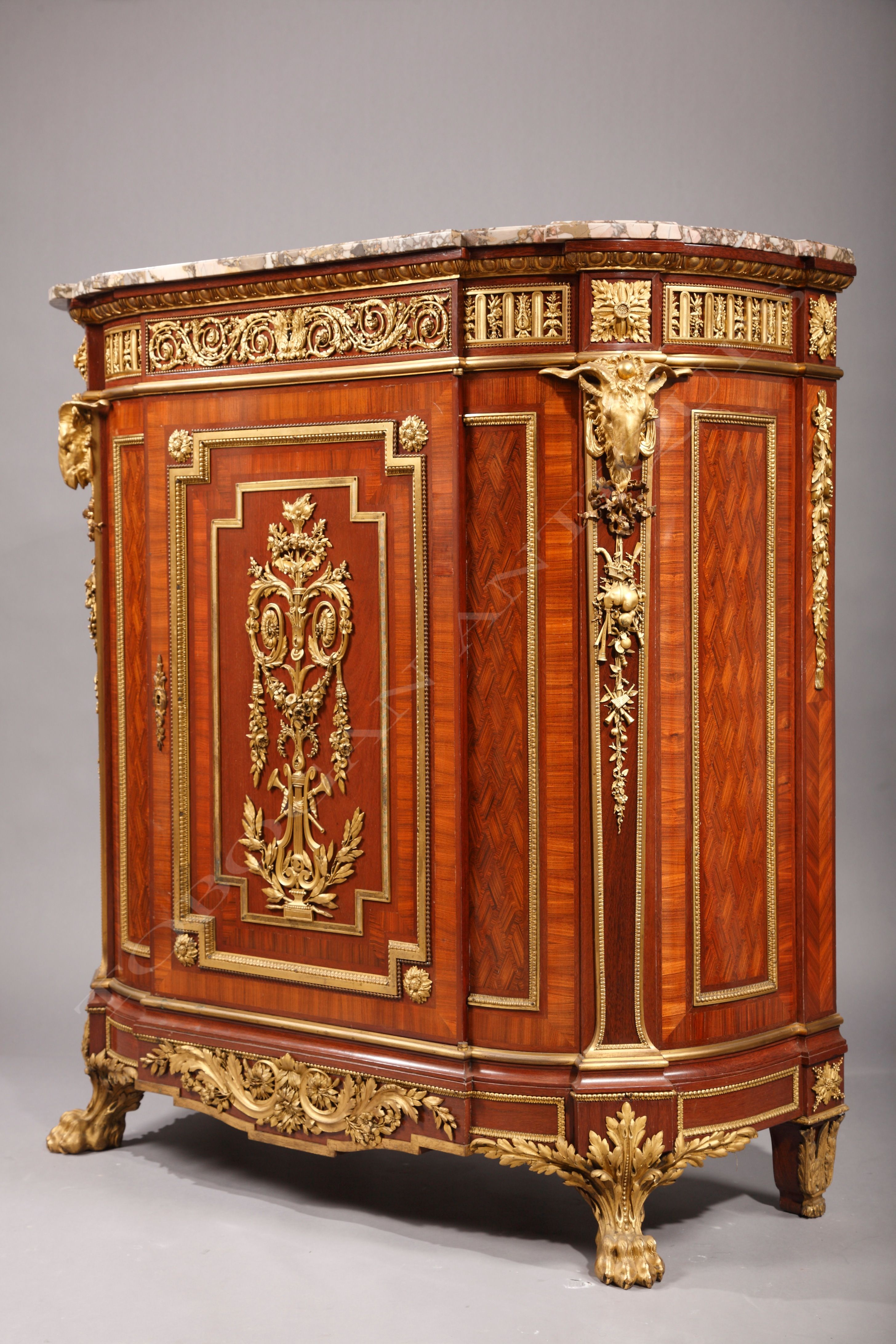19th century meubl d appui by guillaume and jean michel for Meuble for french furniture