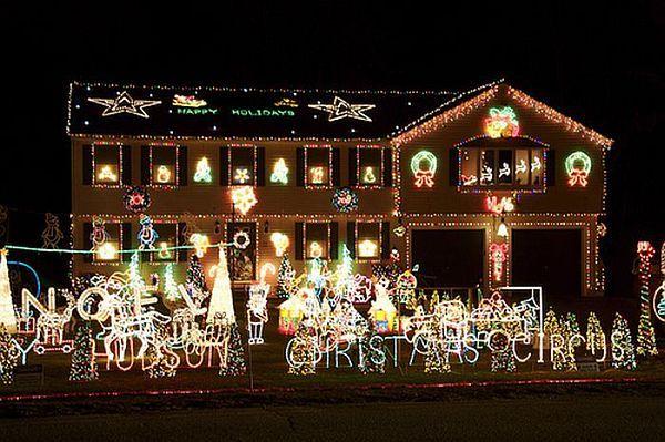 Outdoor Christmas Decoration Ideas Outdoor Christmas Decorations Christmas Light Displays Outdoor Christmas