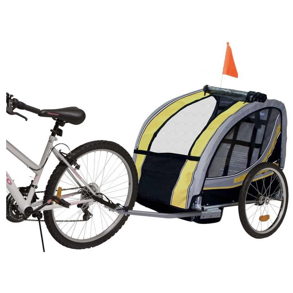 Diamondback Trail A Buggy 2in1 Bike Trailer & Child
