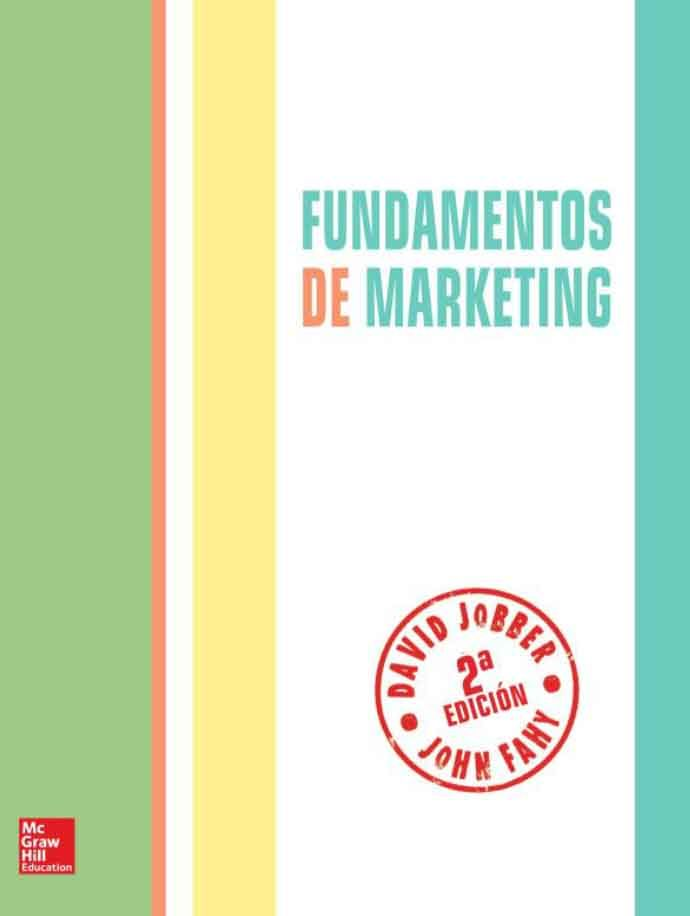 Fundamentos de marketing autores david jobber y john fahy editorial fundamentos de marketing autores david jobber y john fahy editorial mcgraw hill edicin fandeluxe Images