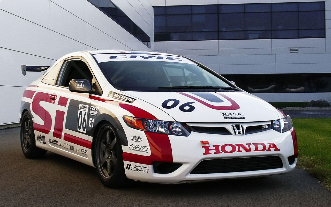 Honda Racing Cars Picture Gallery and History  Honda Racing