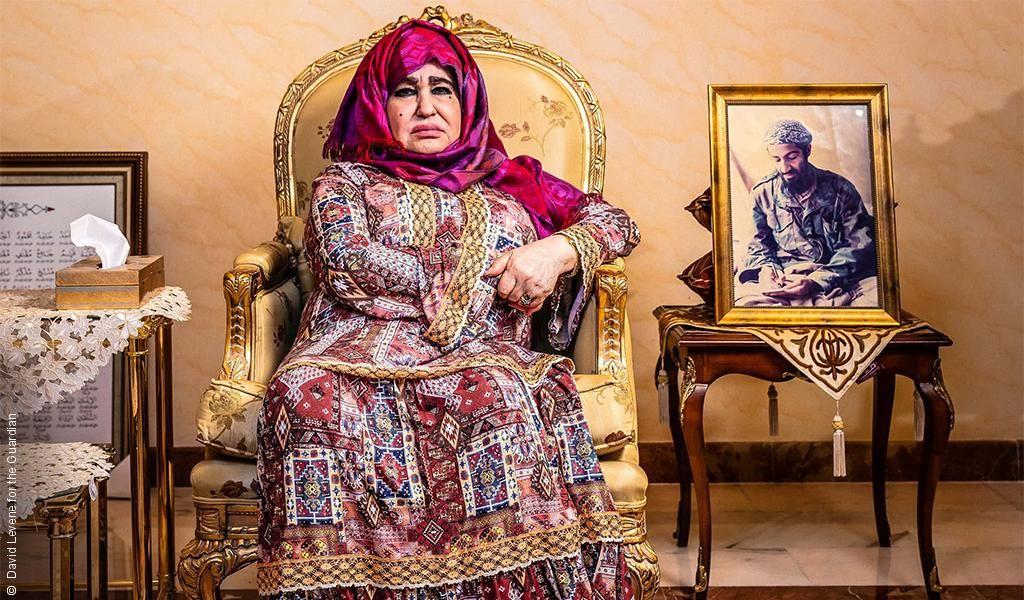 بعد 17 عاما من أحداث 11 سبتمبر والدة أسامة بن لادن تتحدث عن ابنها لأول مرة Mother New Africa Daughter